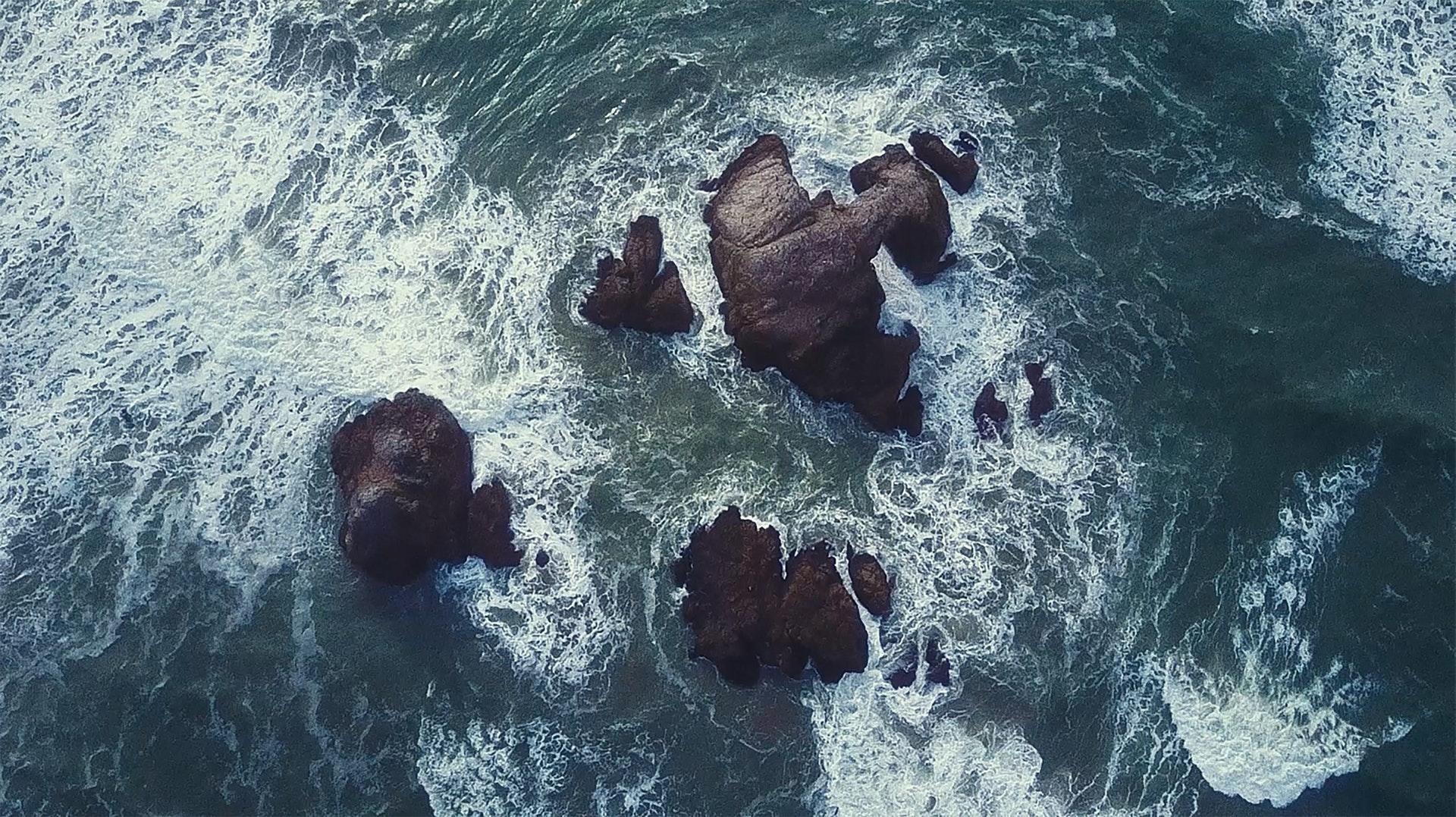 dronefotografie topdown