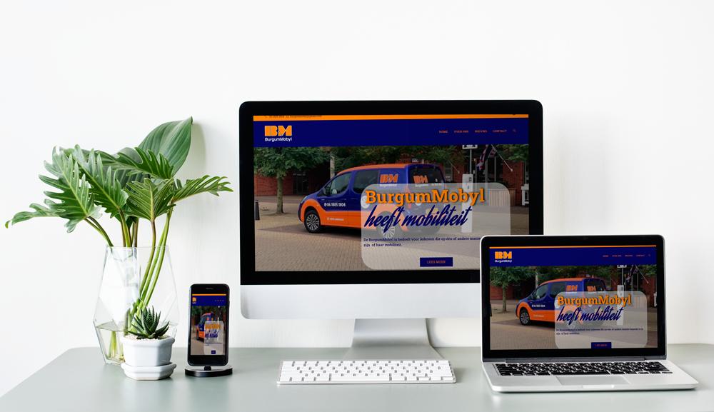 Je bekijkt nu Vernieuwde website BurgumMobyl