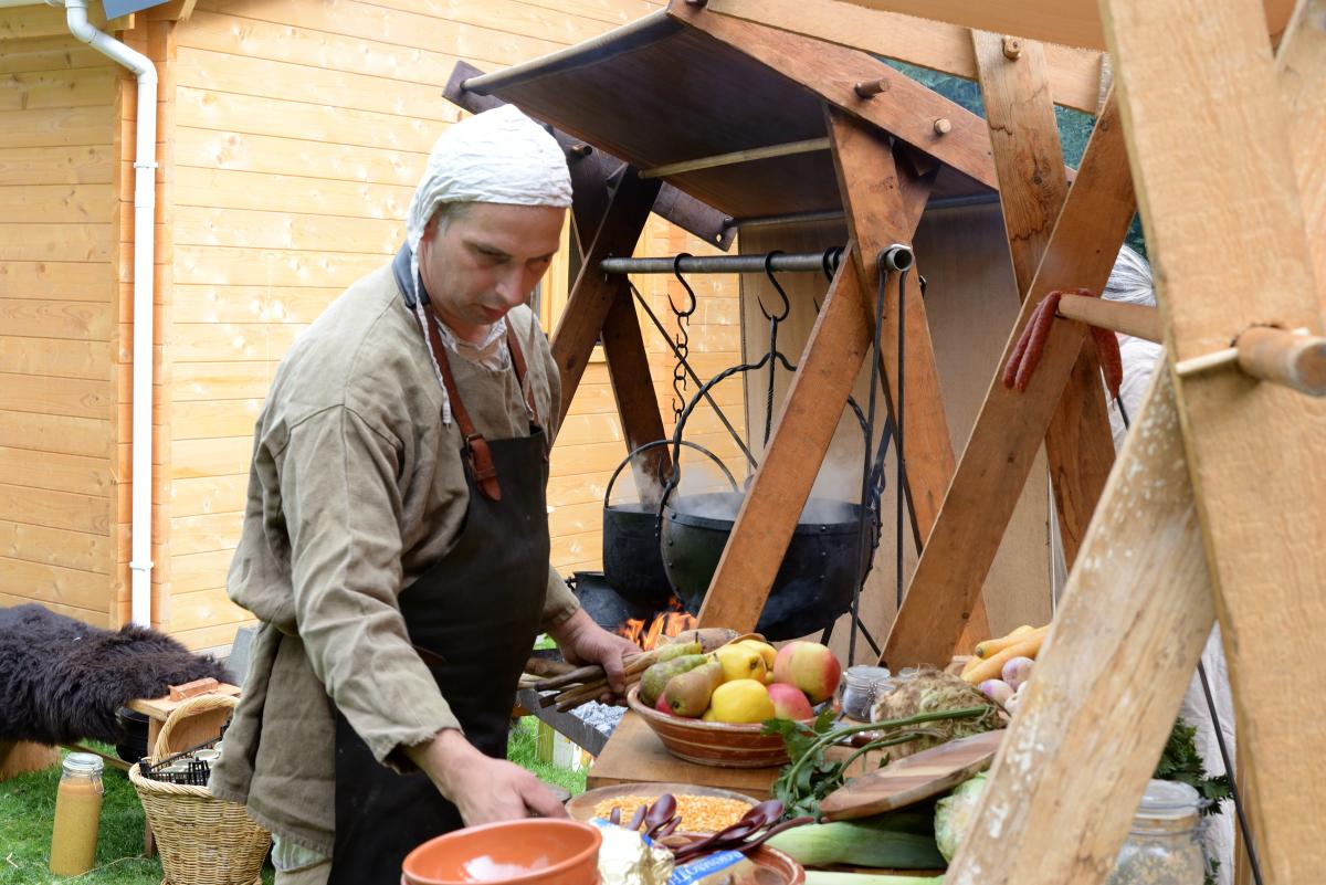 Je bekijkt nu Middeleeuws koken